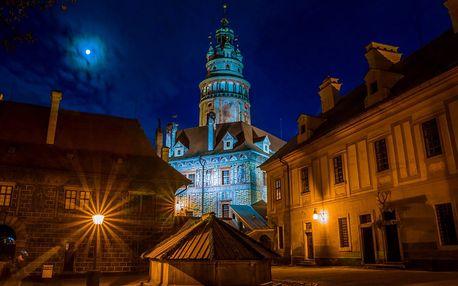Krumlovské tajemno: večerní prohlídka města