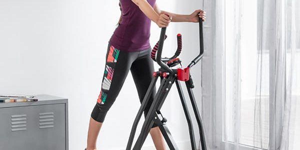 Fitness Air Walker s Návodem na Cvičení InnovaGoods