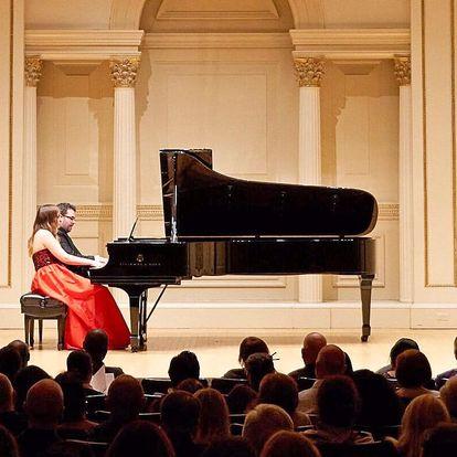 Vstupenka na klavírní koncert Iberian&Klavier