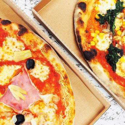1 pizza ze 32 druhů: odnos s sebou