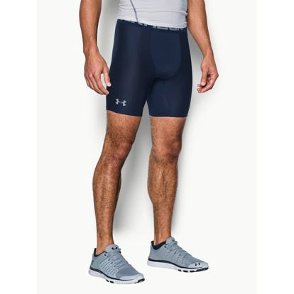 Kompresní šortky Under Armour HG 2.0 Comp Short Modrá