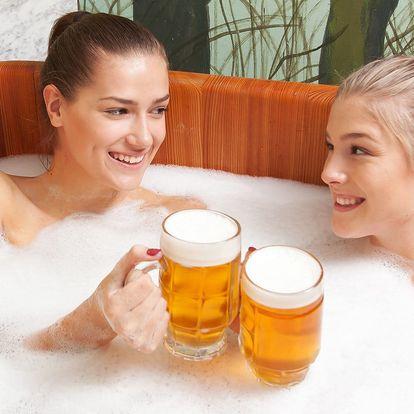 Orlických hory: wellness, polopenze, pivní lázně