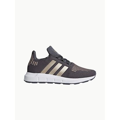 Boty adidas Originals Swift Run C Šedá