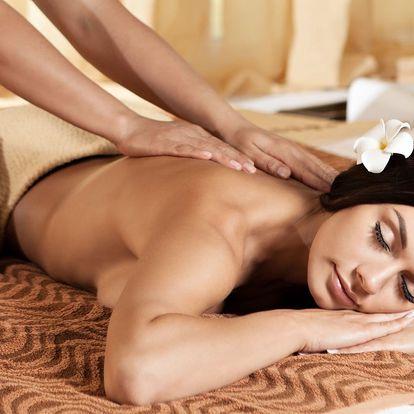 Thajský salon Nuat Thai: masáž dle vašeho výběru