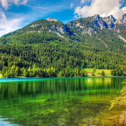 Rakouské Alpy s polopenzí a Sommercard