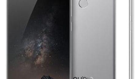Mobilní telefon Nubia Z11 4 GB + 64 GB (6934933079403) stříbrný/bílý Software F-Secure SAFE, 3 zařízení / 6 měsíců v hodnotě 979 Kč + DOPRAVA ZDARMA