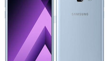 Mobilní telefon Samsung A3 (2017) (SM-A320FZBNETL) modrý Software F-Secure SAFE, 3 zařízení / 6 měsíců v hodnotě 979 Kč + DOPRAVA ZDARMA