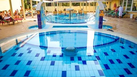 Hajdúszoboszló: wellness a termální bazény