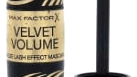 Max Factor Velvet Volume False Lash Effect 13,1 ml řasenka pro ženy Black