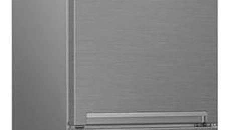 Chladnička s mrazničkou Beko CNA 400 EC0ZX nerez + DOPRAVA ZDARMA