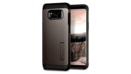 Kryt na mobil Spigen pro Samsung Galaxy S8 - metal (565CS21641)
