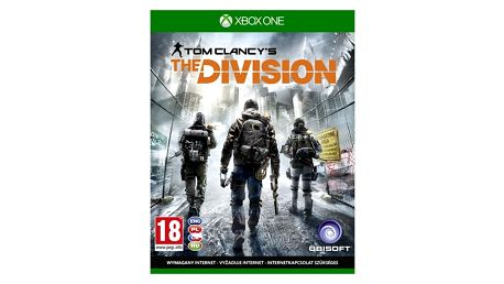Hra Ubisoft Xbox One Tom Clancy's The Division (3307215804339)