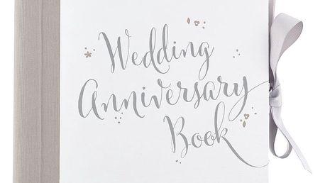 Kniha na zapisování výročí svatby Busy B