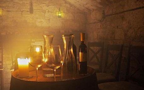 Vinařská úniková hra