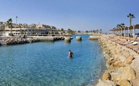Egypt - Hurghada na 8 dní, all inclusive nebo ultra all inclusive s dopravou letecky z Prahy