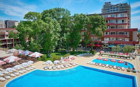 Bulharsko - Slunečné Pobřeží na 8 dní, all inclusive s dopravou letecky z Prahy, Bratislavy nebo Brna