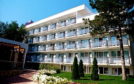 Bulharsko - Albena na 8 dní, all inclusive s dopravou letecky z Bratislavy