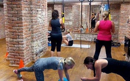 4týdenní fitness kurz pro ženy, muže nebo sportovní pro děti, fit může být celá rodina.