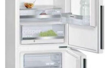 Kombinace chladničky s mrazničkou Siemens KG39EDW40 bílá