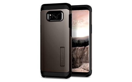 Kryt na mobil Spigen Tough Armor pro Samsung Galaxy S8 - metal (565CS21641)