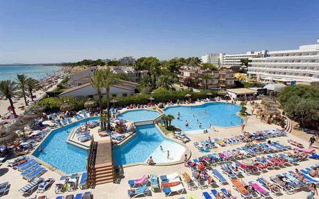 Španělsko - Mallorca na 8 dní, all inclusive s dopravou letecky z Bratislavy nebo Košic