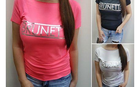 Dámské tričko Brunette