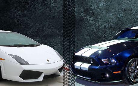 Lamborghini Gallardo vs. Mustang GT500