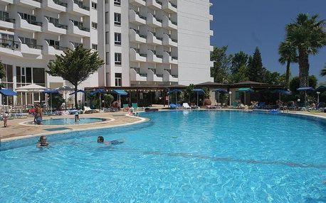 Kypr - Protaras na 6 až 8 dní, all inclusive nebo polopenze s dopravou letecky z Prahy