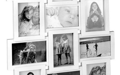 Obdélníkový rámeček - pro 12 fotek Emako