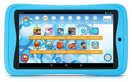 Dotykový tablet ALCATEL A3 7 KIDS 8262 (8262-2AALCZ1) černý/modrý Software F-Secure SAFE, 3 zařízení / 6 měsíců v hodnotě 979 Kč