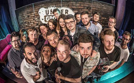 Vstupenka na Stand-up Show s UGC v Brně