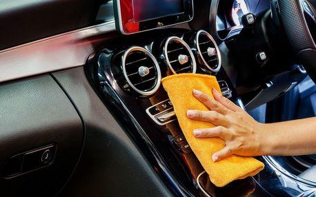Mytí auta u vás doma: ekologické a bez vody