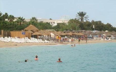 Tunisko - Port El Kantaoui na 8 dní, plná penze s dopravou letecky z Prahy