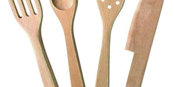 Bino Dětská dřevěná kuchyňka Provence5