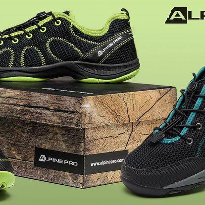 Pánská prodyšná obuv Alpine Pro