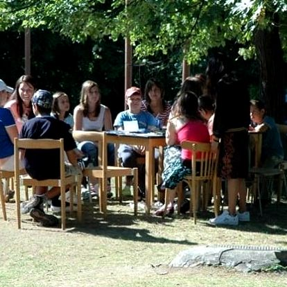 Easy English camp na Vysočině
