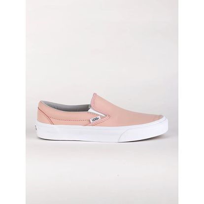 Boty Vans Ua Classic Slip-On (Leather) Ox Růžová