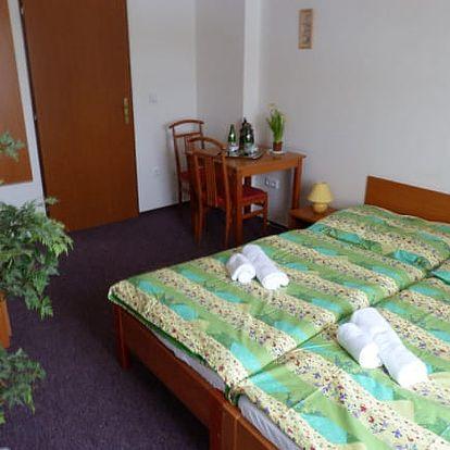 Jarní či letní pobyt v Krkonoších pro dva s polopenzí a saunou