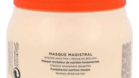 Kérastase Nutritive Masque Magistral 500 ml maska na vlasy pro ženy