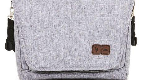 ABC DESIGN Přebalovací taška Fashion – graphite grey 2018