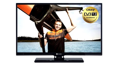 Televize GoGEN TVH 24N366 STC černá