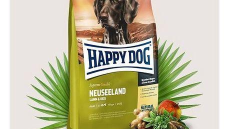 HAPPY DOG Neuseeland Lamb&Rice 12,5 kg