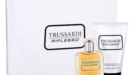 Trussardi Riflesso EDT dárková sada M - EDT 50 ml + sprchový gel 100 ml