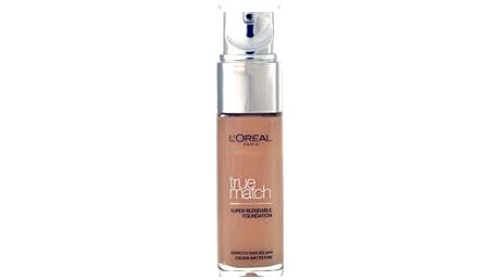 L´Oréal Paris True Match SPF17 30 ml makeup D3-W3 Golden Beige W