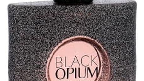 Yves Saint Laurent Black Opium Floral Shock 50 ml parfémovaná voda pro ženy