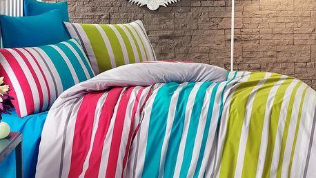 Bedtex povlečení bavlna Milly, 160 x 200 cm, 2 ks 70 x 80 cm