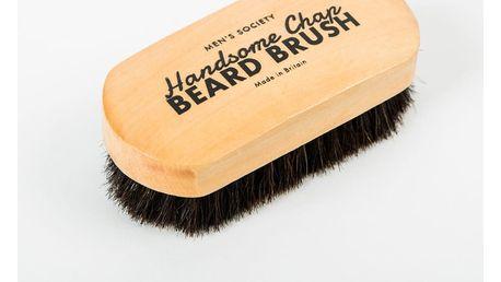 Kartáč na vousy z koňských žíní Men's Society Beard