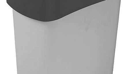 CURVER FLIPBIN 31351 Odpadkový koš 25l - šedý