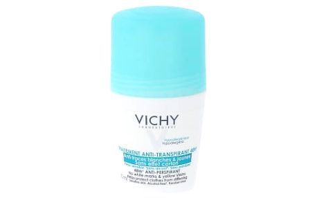 Vichy Antiperspirant Hypoallergenic 48h 50 ml antiperspirant roll-on pro ženy