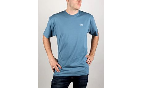Tričko Vans Mn Left Chest Logo T Copen Blue Modrá